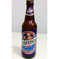 GODFATHER LAGER BOT - 330ml