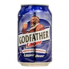 ゴッドファーザーラガー330ml缶