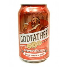GODFATHER SUPER STRONG TIN 330ml