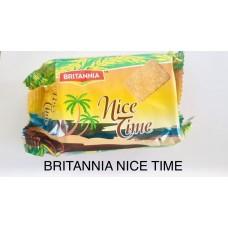 BRITANNIA NICE TIME BISCUITS----- 80 GM
