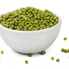 GREEN MOONG WHOLE - 1kg