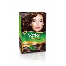 Vatika Henna Hair Color Black  Brown (4.5) 10g x 6