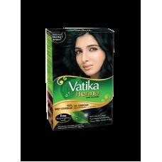Vatika Henna Hair Color  Black 10g X6