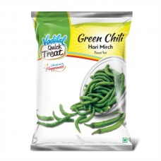 Vadilal Frozen green chilly 312g