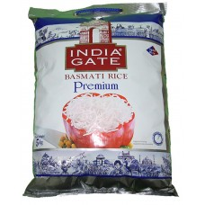 BASMATI RICE INDIA GATE PREMIUM 5 kg