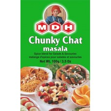 MDH CHUNKY CHAT MASALA - 100gm