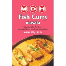 MDH FISH CURRY MASALA - 100gm
