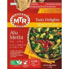 MTR Alu Methi curry  300g