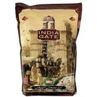 BASMATI RICE INDIA GATE CLASSIC 1kg