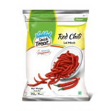 Vadilal Frozen Red chili(Lal Mirch)-312g EXPIRY DATE--2020年5月