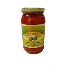 MANGO PICKLE PRAVIN - 400g